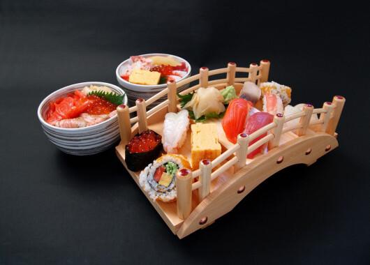 函館の寿司 まるかつ水産